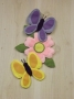 Butterflies in Bloom Wall Hanging