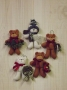 "Deck The Halls - ""Beary"" Christmas Ornaments"