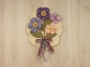 FLower Bouquet Wall Hanging