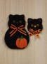 Halloween Extras - Black Cats