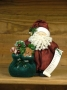 Making a List: Santa Pudgie