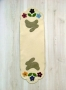 Meadow Bunnies Table Runner