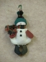 Mini Snowman Ornament