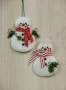 O Christmas Tree II: Peppermint Snowpeople