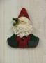 O Christmas Tree II: Sitting Santa Ornament