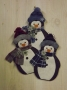 Penguin Trio Wall hanging