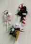 Snowman Treats Ornaments