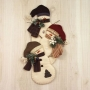 Snowman Trio Wall Hanging