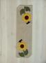 Sun Flower Table Runner
