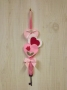 Three Little Hearts Wall or Door Knob Hanger