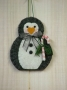 Tis the Season: Penquin Ornament