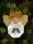 "Tree Trimmers: ""Ornament""al Angel"