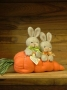Carrot Patch Bunnies