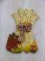 Corn Shock, Gourds, Pumpkin Wall Hanging