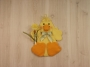 Daffodilly Duck Door Hanging