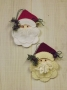 Deck the Halls - Santa Ornament