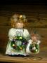 Della Robbia Doll and Ornament