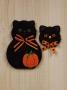 Halloween Extras - Black Cats