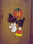 Halloween Magnets, Orn, Pins