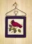 Mini Hanger - Cardinal