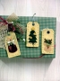 Ornament Tags - felt