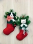 Puppy & Kitten Stocking Wall Hangings
