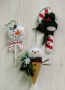 Snowman Treats Ornaments
