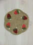 Strawberry Patch Candle Mat