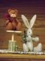 Time Worn Bear & Bunny