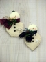 "Tree Trimmers: ""Ornament""al Snowmen"